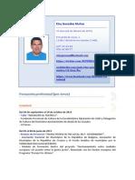 + FORMACIÓN PROFESIONAL ELOY GONZÁLEZ MUÑOZ.