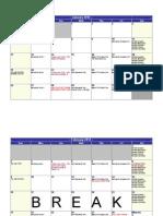 Work Schedule 2014 (1)
