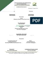 Proposal Ulat Ketan 2014
