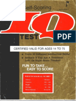 Declarative image in printable iq test with answers pdf