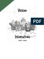 Winter Intensive 2013