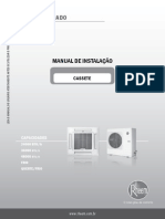 Manual Cassete Instalacao