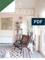 Sanctuary magazine issue 7 - Castlemaine sustainable house profile