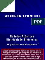2. Modelos Atômicos