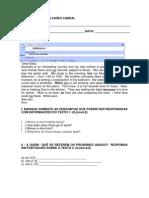 CPAC exercícios 7 série
