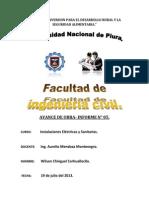 Informe de Obra No 05 Ieys (19!07!2013)