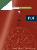 Desarrollo Humano de Las Comunas de Chile. Mideplan