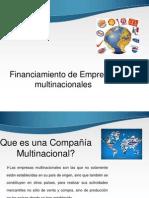 Tema 4 Financiamiento Empresas Multinacionales