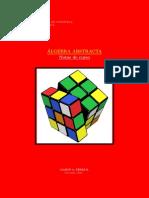 Algebra Abstracta-Notas de Curso U,C, V