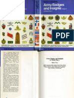 Army Badges and Insignia of World War 2 Book 2