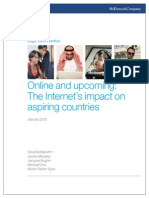 Internet in Aspiring Nations Report April 2012