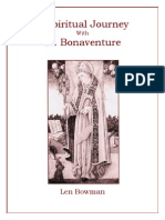 A Spiritual Journey With St. Bonaventure