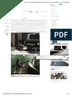 TRANSPORTISTA Robotic discapacitados por Julia Kaisinger, Mayrhofer Mathias, Iranmanesh Niki, Demiric sentina y Benesch Xiulian »Yanko Design