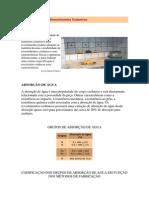 Características dos Revestimentos Cerâmicos