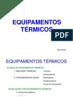 CAP 1 - Equipamentos Térmicos