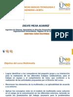 Presentacion General Del Curso MUTIMEDIA