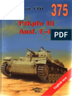 Wydawnictwo Militaria 375 - PzKpfw III Ausf. E-H