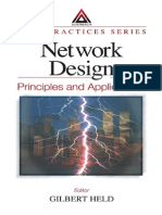 Network Design Principles and Applications