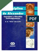 La Disciplina de Alexander