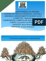 SEMINÁRIO DE EDU AMBIENTAL