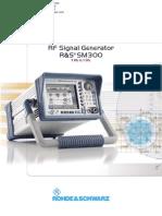 Rohde & schwarz signal generator manual