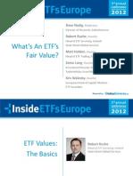 What is an Etf s Fair Value