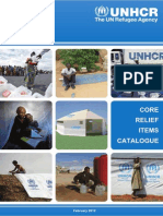 UNHCR Core Relief Items Catalogue