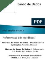 01 - SGBD - Introdução a Banco de Dados