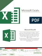 Presentación Excel