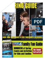 2014 Spring Guide & KWQC Family Fun Guide - Published by the River Cities' Reader
