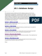 Db Design Tips