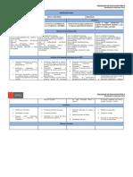 Planificacion Anual 4 Basico