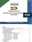 Pla_pro 2014 Programa de Estudio Invial 2014