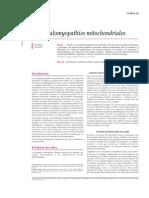 Encéphalomyopathies mitochondriales