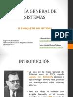 Copia de TGS - Cap1, El enfoque de los sistemas.pptx