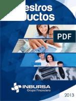 Catalogo s Product Os 2013