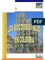 Bicombustibles Colombia