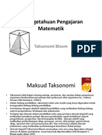 4 Pengetahuan Pengajaran Matematik-Interaksi 1
