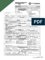 Formulario de Proponentes Definitivo 2014