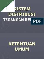 g. Sistem Distribusi Tr