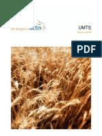 Actix Analyzer UMTS Analysis Guide