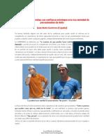 La Confianza en El Tenis