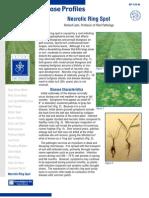 Turfgrass Disease Profiles