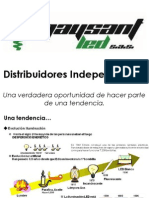 Distribuidores Independientes Maysant LED