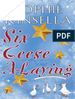Six Geese a-Laying Mini Christmas Short - Sophie Kinsella