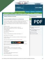 Entidades Certificadoras - Indotel