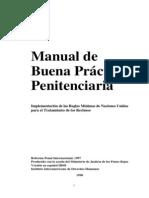 Libro Manual de Buena Practica Penitenciari