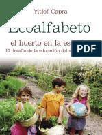 El Ecoalfabeto. Fritjof Capra