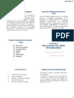 Balanceo de línea con ejemplo (para impartir  clase) 2013.pdf