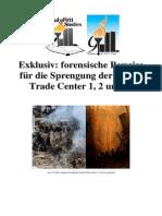 (German) 9-11 - Forensische Beweise für die Sprengung der World Trade Center 1, 2 und 7 (2006)
